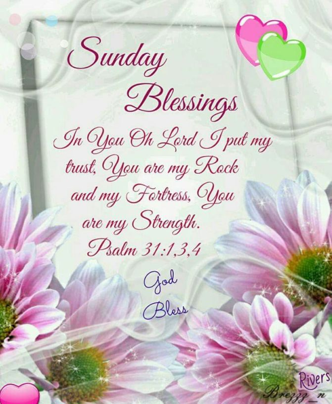 Blessed Sunday Click To Pray
