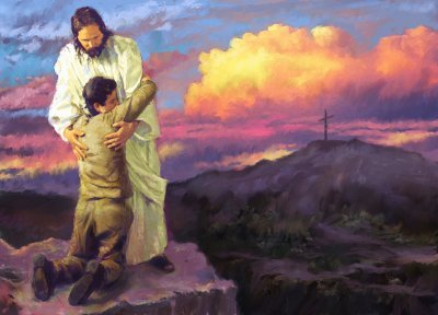 A sinner clings to Jesus-249974.jpg