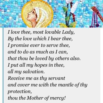 Prayer to our Mother Mary🌹🌟 - Click To Pray