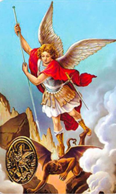 Mighty Archangel Michael pray for our new project - Click ...